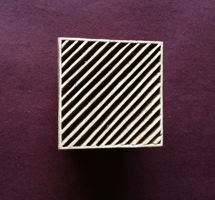 Indian Wood stamp, Diagonal Stripe Stamp, textile stamp, Tjaps, Diagonal fabric stamp, printing stamp, craft stamp, seamless stamp by TheWhitePetalsArt on Etsy