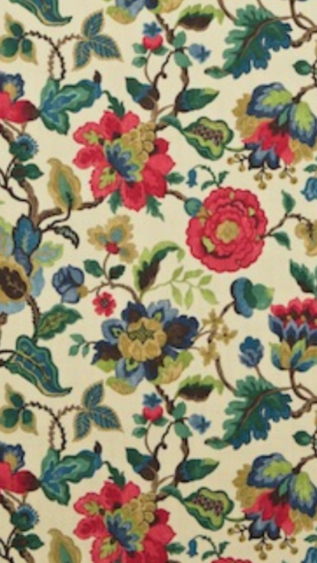 17 Best Images About Sanderson Fabrics On Pinterest