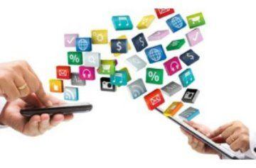 Potensi bisnis konten dan aplikasi internet diperkirakan mencapai Rp80 triliun per tahun. Jumlah ini dinilai terus berkembang.