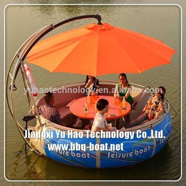 モーターボート、バーベキューボートパーティーポンツーン、モーターbbqボート-ローボート-製品ID:60522168806-japanese.alibaba.com
