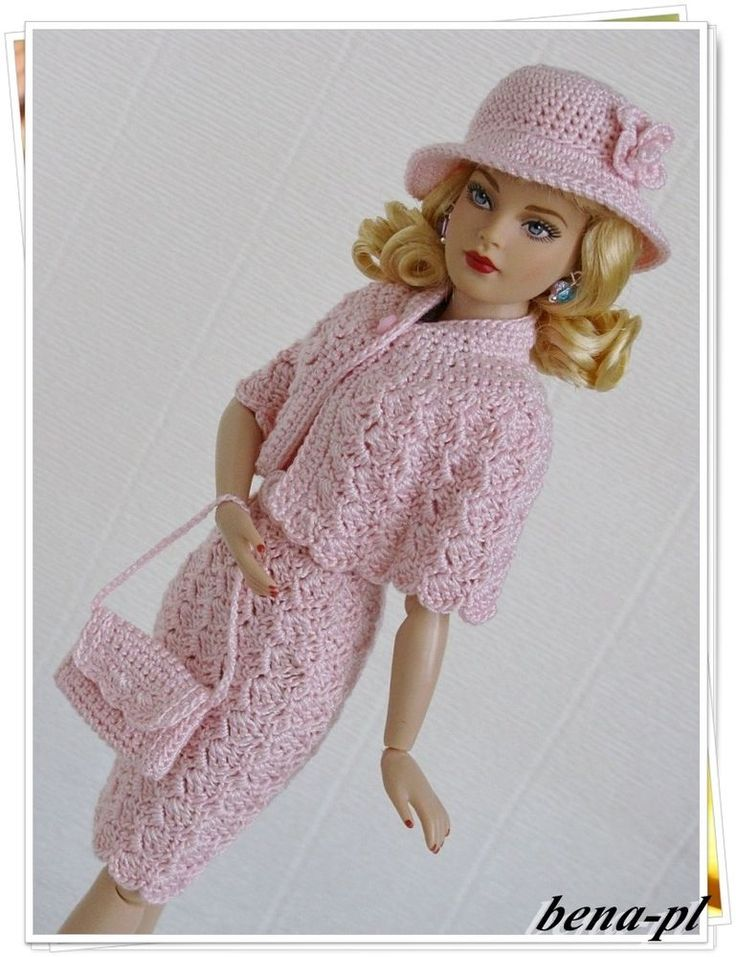 """For Tonner Tiny Kitty Collier 10"""". OOAK Fashion. Outfit is handmade by my own design. I always send clothes with priority letter. cotton (100% baumwolle). Back is buttoned to a metal snaps. Pair of earrings. 