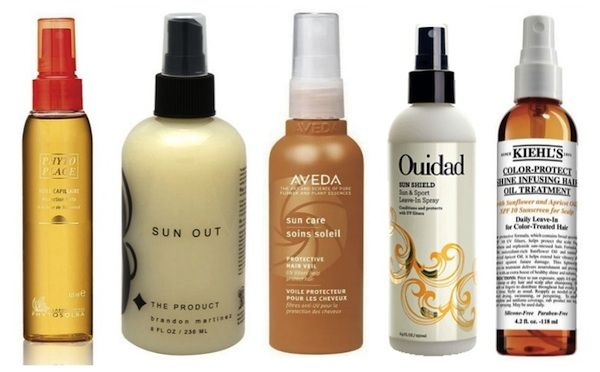 Sun Care for Your Hair: 5 Fantastic Protectant Sprays