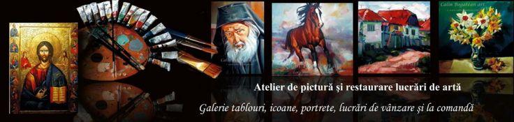 Original Painting Calin Bogatean