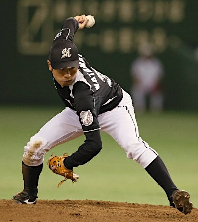 Shunsuke Watanabe (Chiba Lotte Marines)