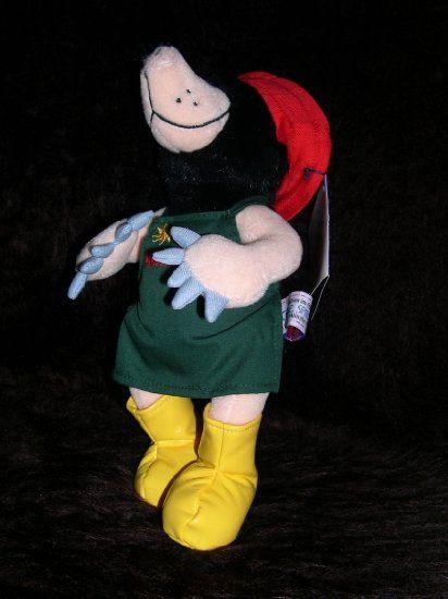 MAULWURF WALDEMAR PLÜSCH 28 CM HANDGEARBEITET (COPPENRATH SPIEGELBURG 6070): Amazon.de: Spielzeug