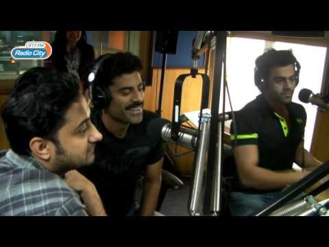 Manish Paul, Sikander Kher and Pradhuman Singh for Tere Bin Laden 2 with RJ Archana | RadioCity - YouTube