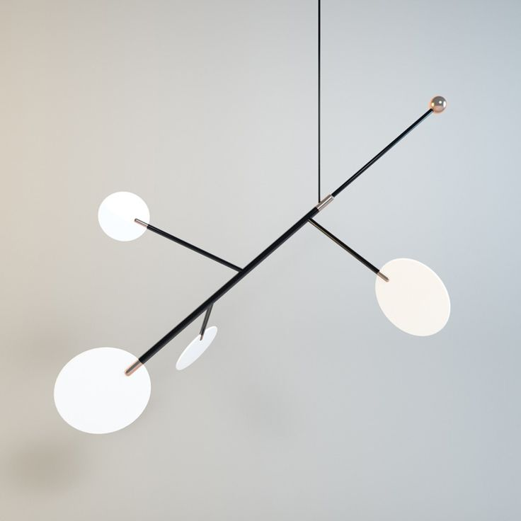 Good Fans, A Chandelier With A Sleek And Rigorous Line Which Brings To Mind A  Tree Pointing Towards The Earth. Home Design Ideas