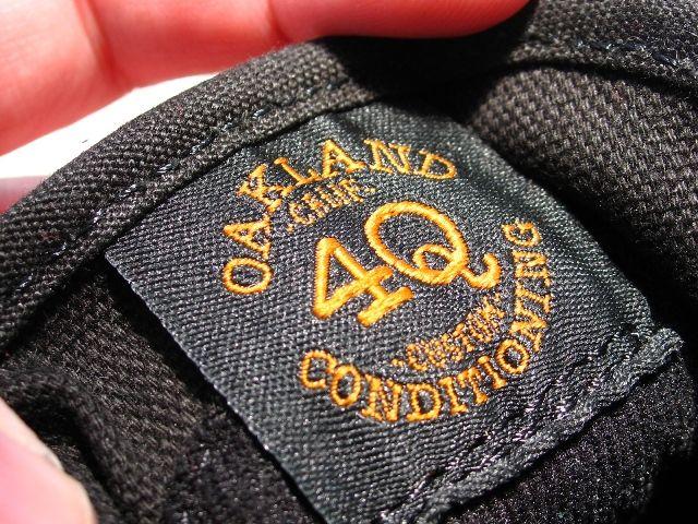 Max Schaaf's Signature shoes. his company 4Q featured