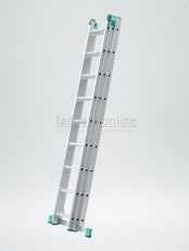 2.58m (9 Rung) Horizon Triple Extension Ladder £106.95