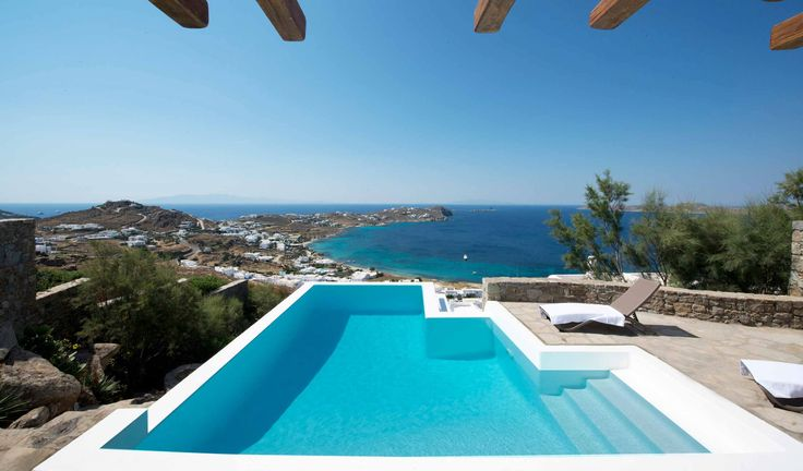 BeeHomey – Luxury Villa Agios Ioannis View – Mykonos via @revealgreece