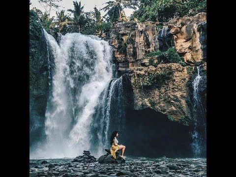 7 Wisata Air Terjun Terindah, Tersembunyi di Pulau Bali Part 1