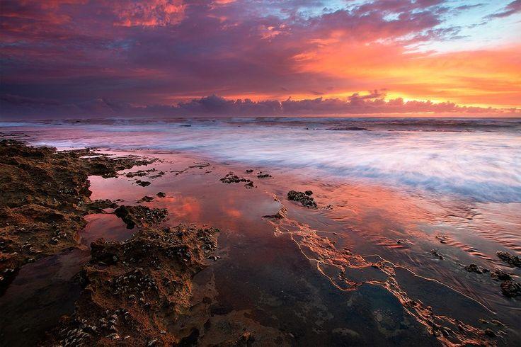 North Coast Sunrise 1 by Des Jacobs on www.digitalgallery.co.za
