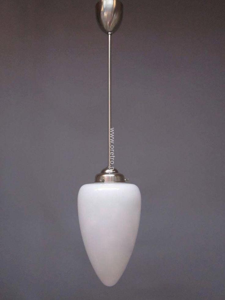 Art deco hanglamp Menhir
