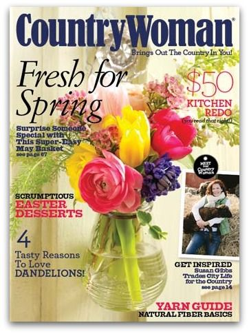 Get a one-year subscription to Country Woman magazine for $6.99 - Money Saving Mom®