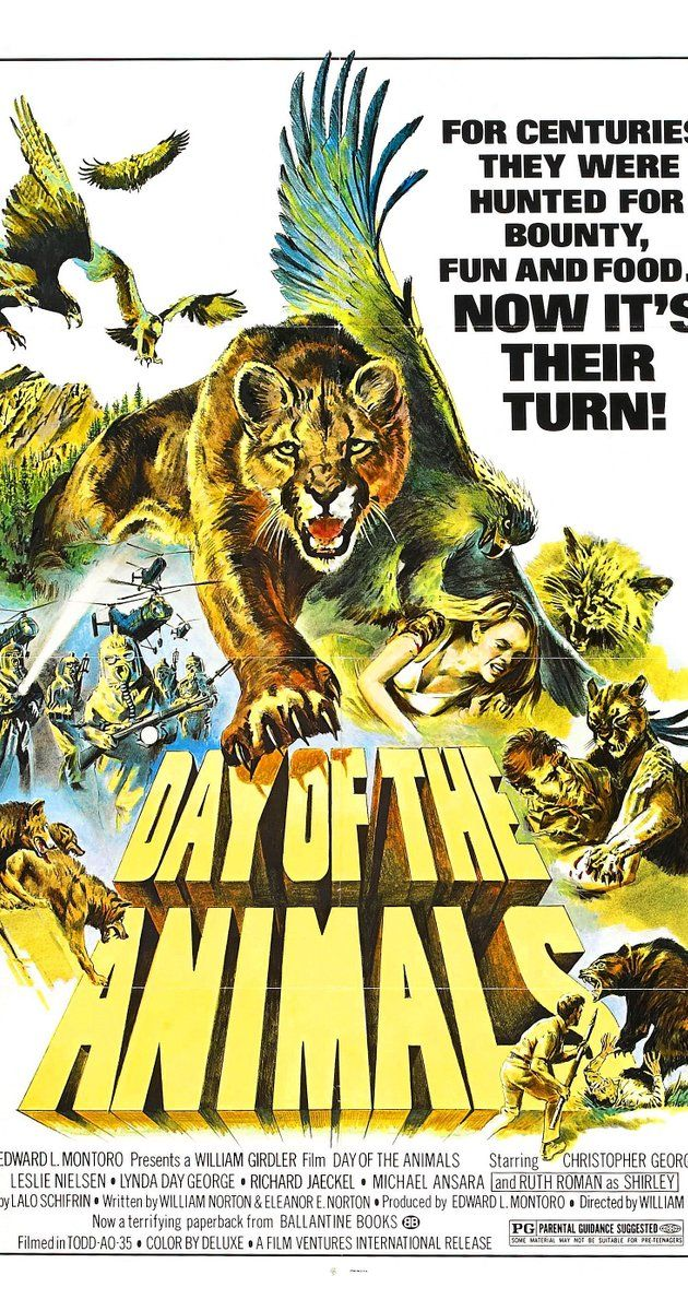 Directed by William Girdler.  With Christopher George, Leslie Nielsen, Lynda Day George, Richard Jaeckel. A battle for survival as hikers encounter a chemically imbalanced forest.