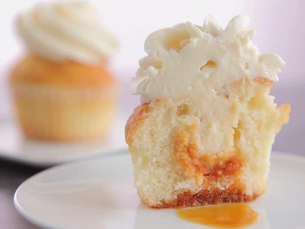 Flan Cupcakes/From Brooklyn Bakery  http://www.foodnetwork.com/recipes/flan-cupcakes-recipe/index.html