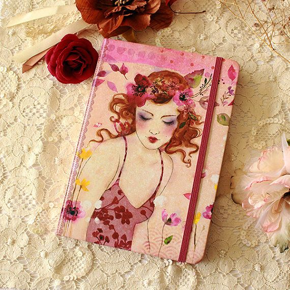 Hardcover notebook - Innocence