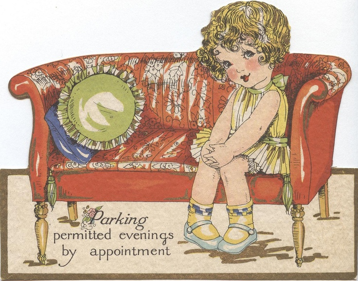 1928 -- 5 V 110: Valentine  (on page 56 of The Very Best from Hallmark: Greeting Cards Through the Years by Ellen Stern)