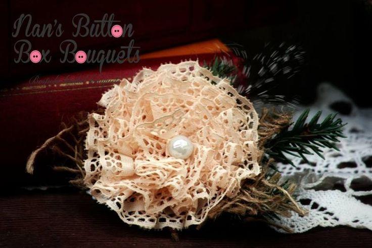 Gallery - button wedding bouquets, custom & bespoke wedding bouquets, vintage wedding bouquets, themed wedding bouquets, unique centrepieces, buttonholes, sydney australia