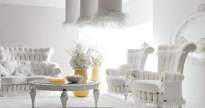İç Mobilya: Alta Moda Italia Lüks mobilyalar