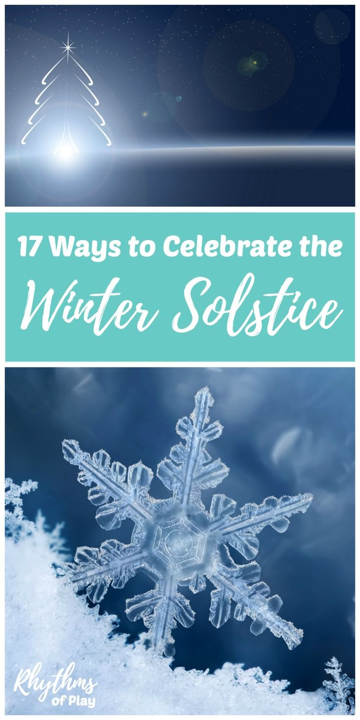 The winter solstice typically occurs on the 21st or 22nd of December in the Northern Hemisphere, andthe 21st or 22nd of June in the Southern Hemisphere. Click through to learn more about the solstice and find traditional celebration activities, crafts, and decorations you can make to celebrate the season!