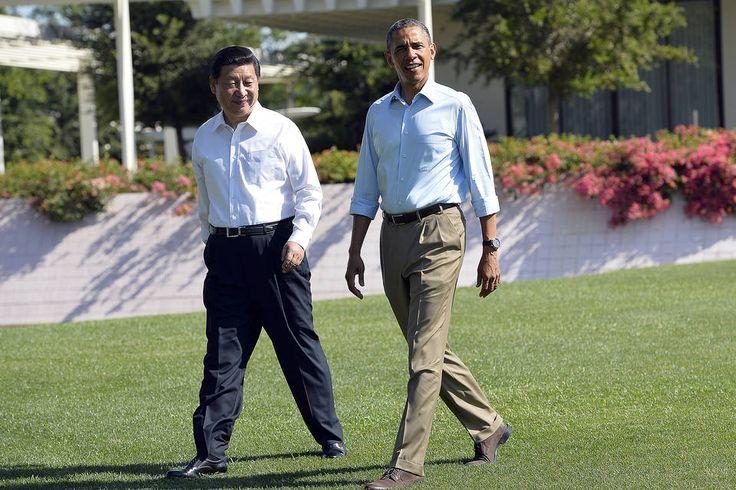 写真で見る中国歴代指導者の訪米