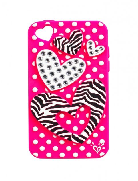 justice ipod cases for girls | ... Case 4 | Girls Tech Accessories Beauty, Room & Tech | Shop Justice on