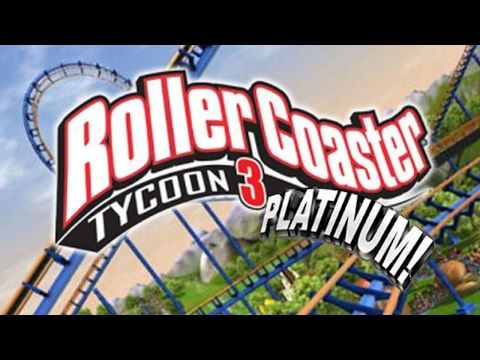 ‪Roller Coaster Tycoon 3: Platinum לא, בעיקר על מגבלות זמן  ‪Roller Coaster Tycoon 3: Platinum Edition- Pow3rh0use Review‬‏ - YouTube