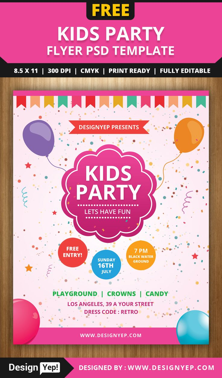 best images about fundraiser ideas nonprofit kids party flyer psd template