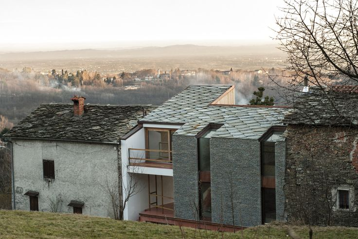 Gallery of Alpine Foothills House / deamicisarchitetti - 1