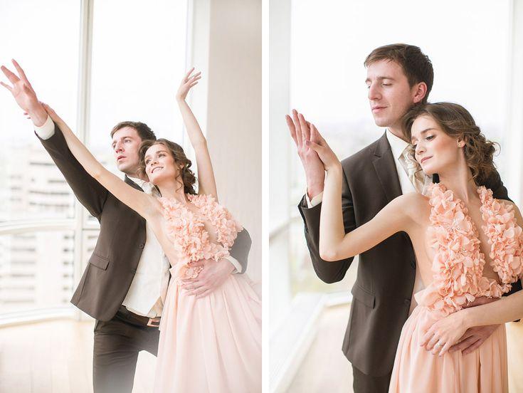 Ballerina Inspired Wedding Ideas. Ballet beauty | балерины | балет | свадьба http://svetamart.ru/wedding/gallery/wedding-look/