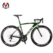 US $1819.30 SAVA HERD5.0 700C Road Bike Carbon Bicycles Shimano 5800 105 Groupset Carbon Fiber Wheelset / Seatpost / Fork 22 Speed Bicicleta. Aliexpress product