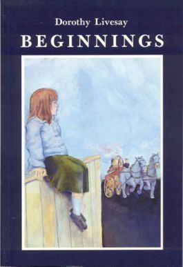 Beginnings is an expanded version of two-time Governor-General Award winner Dorothy Livesay's fictionalized memoirs. This collection of short stories follows the young life of Elizabeth, Livesay's character, living in Winnipeg from just before WWI until 1920 when her family moves to Toronto. Starting within her own family, Elizabeth's journey expands to include her neighbourhood, her school, her city, and eventually the world, as she waits for the war to end and her father to return home.