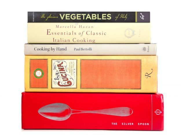 Love Italian Food 5 Essential Cookbooks For Your Collection