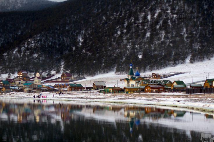 Жизнь на побережье Байкала