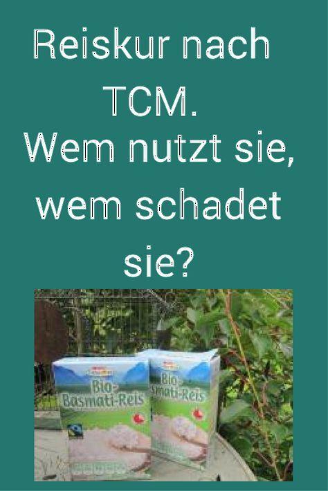 Reiskur nach TCM (5 Elemente) – wem nutzt sie, wem schadet sie?
