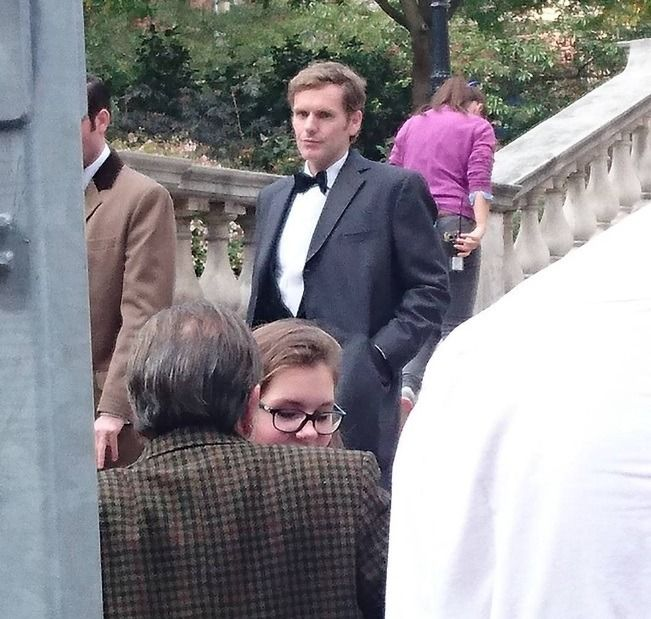 Endeavour filming, 28th September 2017 photo by Erin Jones