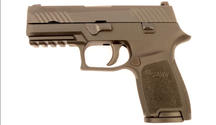 U.S. Army Chooses Sig Sauer P320 Handgun To Replace M9 Service Pistol – American Military News