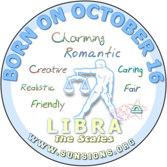 The 16 October Birthday Meanings Suggest That You Are Fair