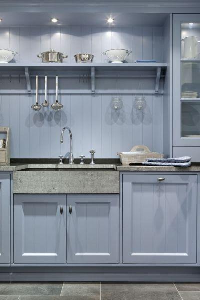 Landelijke keukens voor landelijk wonen met ruimte en comfort! | Kloosterman Keukens & Badkamers