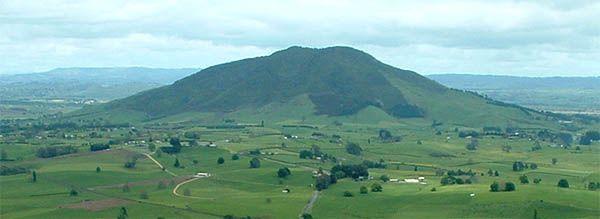 Kakepuku  In Te Awamutu New Zealand,