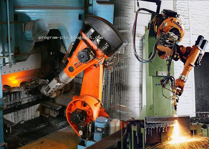 What Is Industrial Automation, Their Types and Advantages | PLC