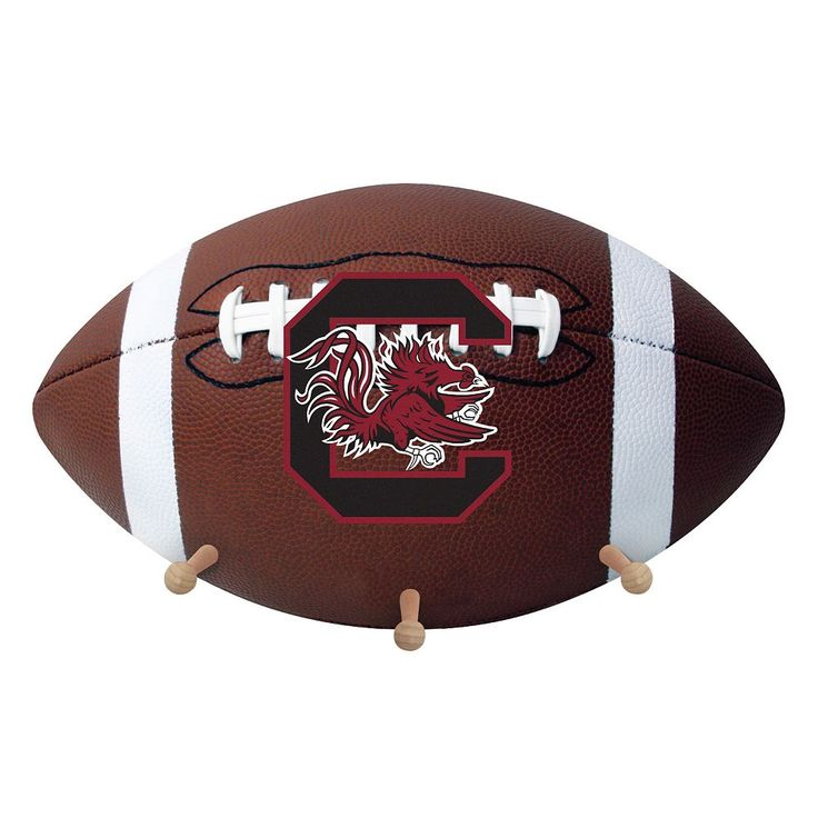 South Carolina Gamecocks Football Coat Hanger, Multicolor