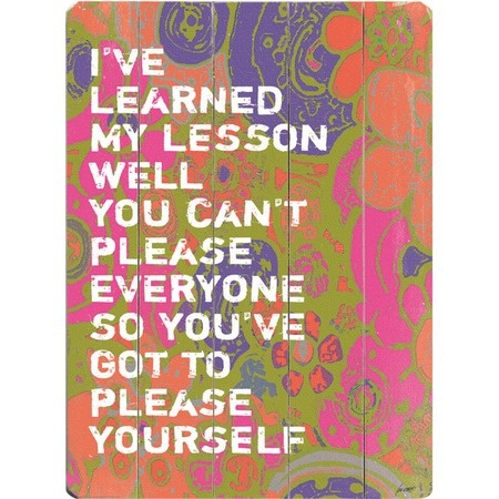 words to live by - by rick nelson