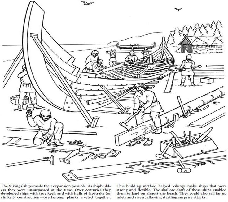 The Vikings Coloring Pages News Bubblews Coloring Pages