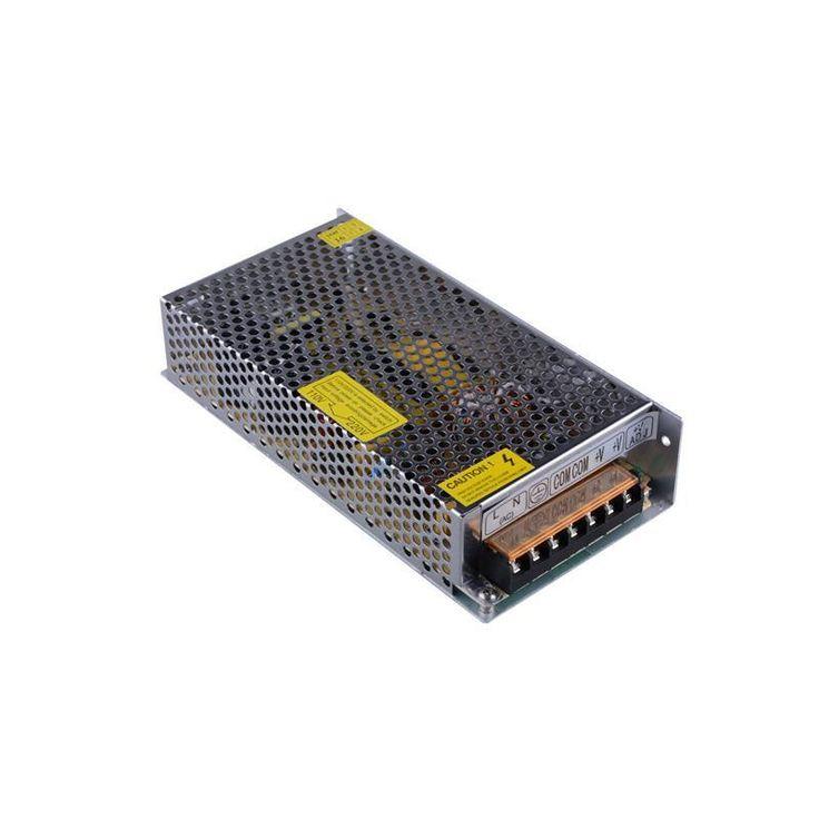 ΤΑΙΝΙΕΣ LED : ΤΡΟΦΟΔΟΤΙΚΟ 12V DC 200W IP20 N.147-70513