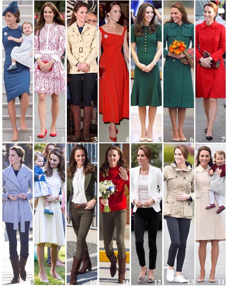 katemiddleton on Instagram:  Duchess of Cambridge, Canada Tour, September 2016