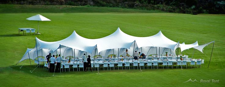 stretch tent wedding pictures - Google Search