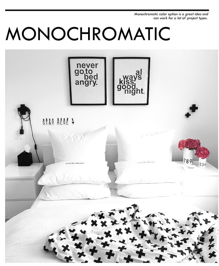 Interior Enthusiast - Monochromatic Style by Isii Bla