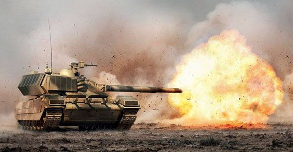 Russia Plans to Field the T-99, a Radically New Main Battle Tank by 2015 - Defense Update - Military Technology & Defense News
